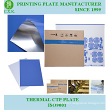 High Resoltuion Thermal Positive CTP Plate